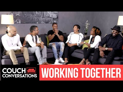 Working Together Within Marriage and Business | Couch Conversations | S1E2