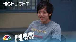 Brooklyn Nine-Nine - The Computer Hacker Is Exposed (Episode Highlight)
