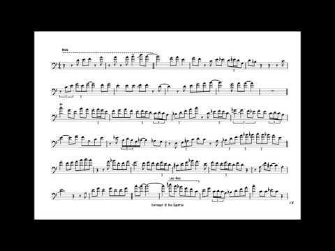 Frank Rosolino 'Mean To Me' Trombone Solo Transcription