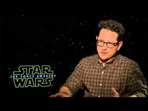 Star Wars: The Force Awakens: Director JJ Abrams Official Movie Interview