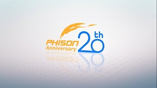 【PHISON 20th Anniversary】 Celebrating Leadership in the NAND Controller Industry