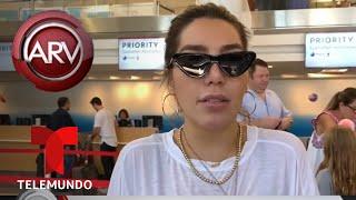 Frida Sofía debutó como cantante | Al Rojo Vivo | Telemundo
