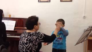 Боковина Г. Н. Открытый урок по классу скрипки