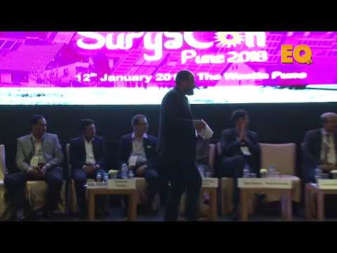Part 2/4 -  Manufacturing & Equipment Technology Session at Suryacon Pune 2018