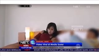 Viral Video Porno Wanita Dewasa & Anak-anak di Media Sosial - NET 12