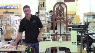 Easy Wood Tools Demo Pt1 1