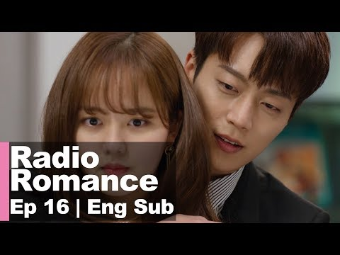 "YoonDooJoon ""I want to marry you"" [Radio Romance Ep 16]"