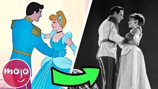 Top 10 Fun Facts About Cinderella (1950)