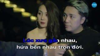 Hãy trả lại anh   Minh Vương M4U   Karaoke