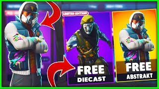 How to Get the NEW Skins in Fortnite COMPLETELY FREE!! (Free New SKINS in Fortnite Battle Royale)