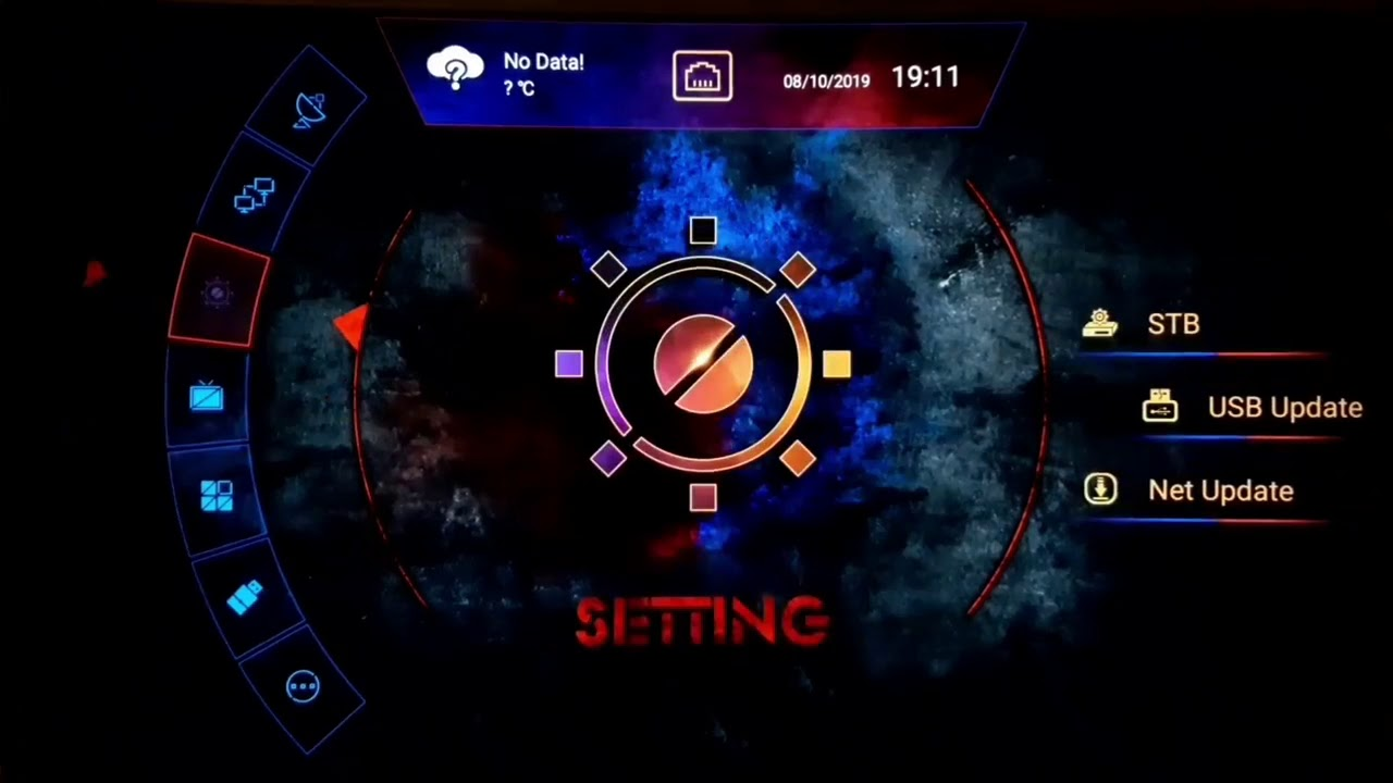 starsat SR x3 extreme appolo and forever activation - YouTube