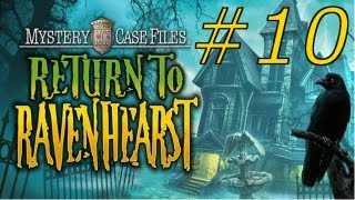 Mystery Case Files: Return to Ravenhearst Walkthrough part 10