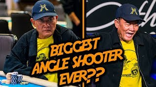 "Is Men Nguyen ""The MASTER"" ANGLESHOOTER?? 
