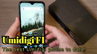 Umidigi F1 - Unboxing and First Impressions - Best Umidigi phone to date!