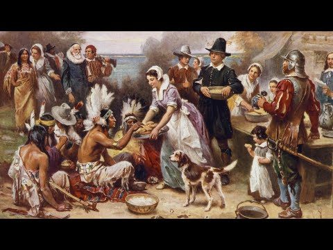 Michael Berry - How Thanksgiving Came To Be