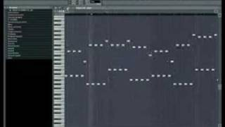 Basshunter - FL Studio Tutorial