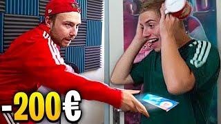 CARTE BLEU TRICKS CHALLENGE ! (Tu réussis le tricks tu gagnes 200€)