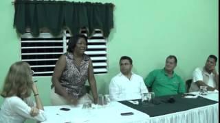 Encuentro Cultural Grupos Etnicos Agropecuarios de Honduras y El Seibo Rep  Dominicana