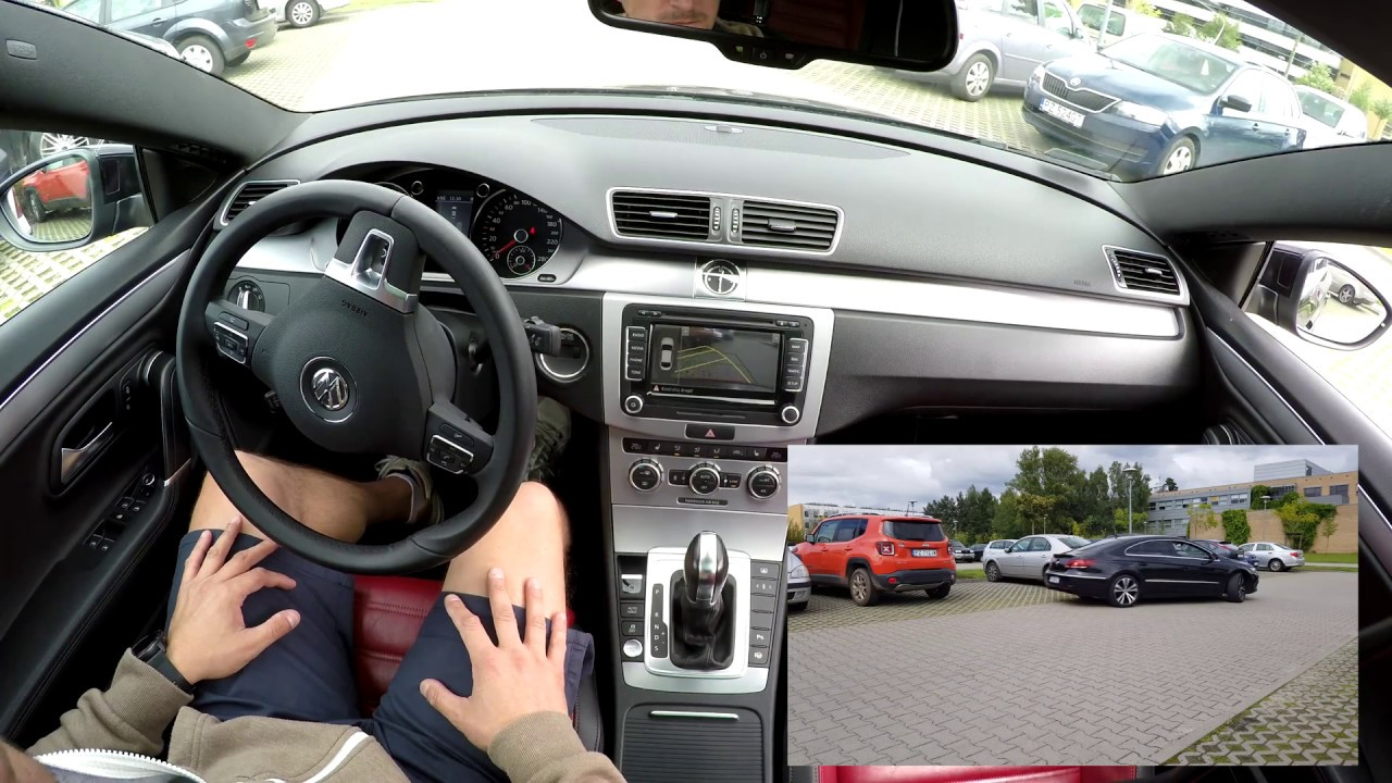 vw volkswagen cc park assist auto parking assist youtube. Black Bedroom Furniture Sets. Home Design Ideas