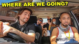 Our Big Family Road Trip (They Let Me Drive..)