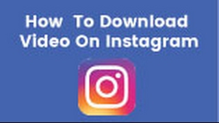 Video How to download / save video from Instagram on PC  (2017 / 2018) download MP3, 3GP, MP4, WEBM, AVI, FLV Juli 2018