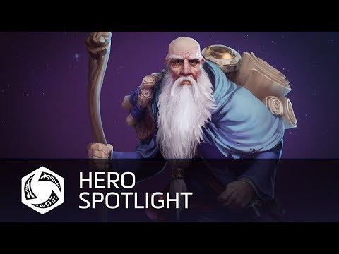 Heroes of the Storm: Deckard Cain Spotlight