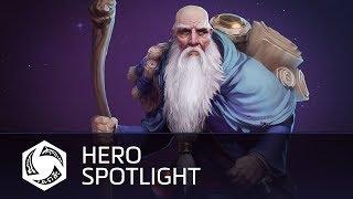 Heroes of the Storm: Deckard Cain Spotlight thumbnail