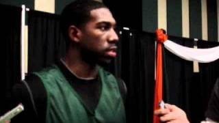12/16/10 -- Malcolm Grant previews UCF game