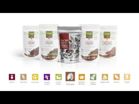 Ecoandino's Cacao (products video)