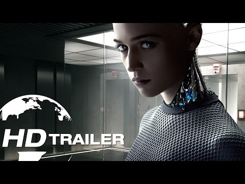Ex Machina - Officiële Internationale Trailer