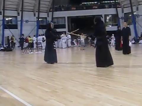 kendo 2014 Nikkei Games Women's Division: Random Match 2