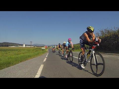 Ultra Rad Challenge Oststeiermark - 1 Runde im Zeitraffer
