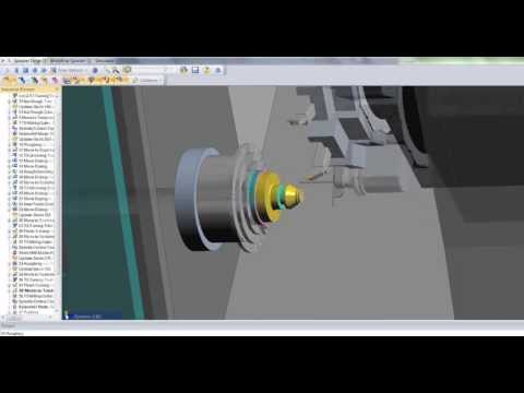 Workflow 5 of 6 - Machining