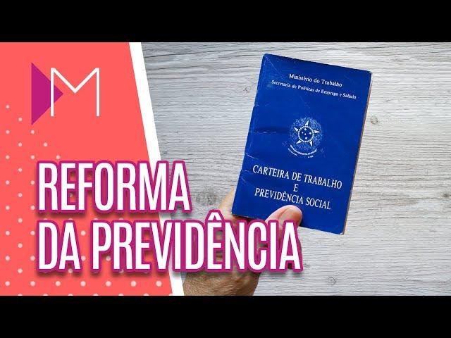 Plantão Reforma da Previdência 2019 - Mulheres (13/03/2019)