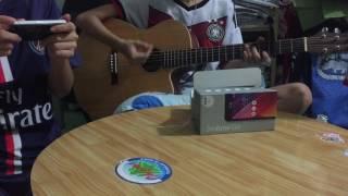 Mình yêu nhau yêu nhau bình yên thôi - Hà Anh Tuấn ft Đinh Hương - guitar cover