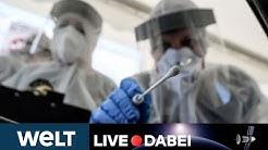 CORONA-FORSCHUNG: Vorstellung des Sonderprogramms für Impfstoffentwicklung