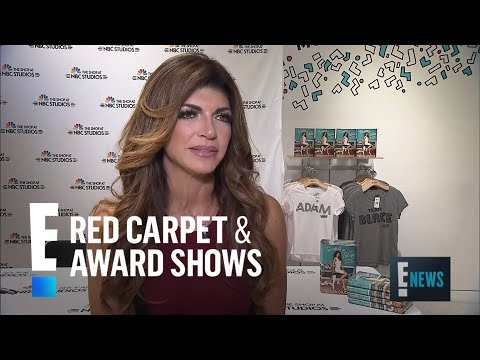 Teresa Giudice on Jacqueline Crying at Joe's Going Away  E! Live from the Red Carpet