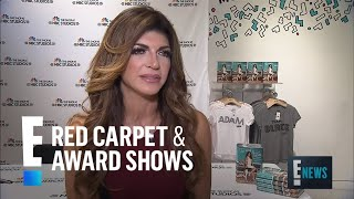 Teresa Giudice on Jacqueline Crying at Joe's Going Away | E! Live from the Red Carpet
