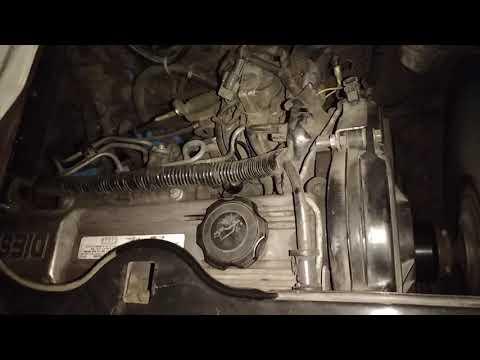 Работа двигателя R2