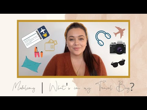 modeling-|-what's-in-my-travel-bag?