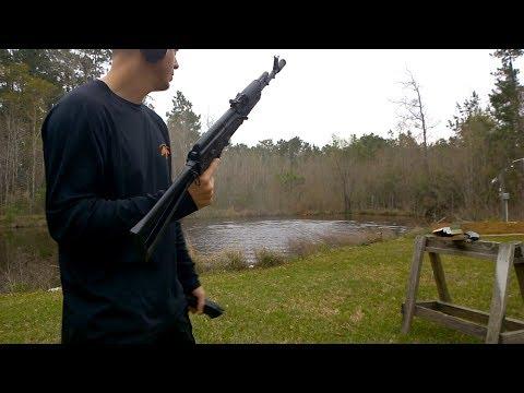 SLR-107FR AK-47 and Krinkov Goes Down