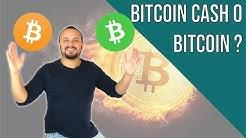 Qué es el Bitcoin Cash y cual es la diferencia con el Bitcoin - Hangout Express