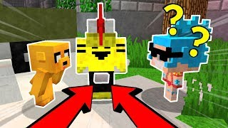 EL BOTÓN SECRETO MÁS DIFÍCIL DE ENCONTRAR DE MINECRAFT 😱 MAPA FIND THE BUTTON