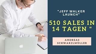 Digitale Produkte: 510 Verkäufe in 14 Tagen nach dem Jeff Walker Launch Prinzip