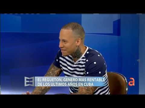 Entrevista EXCLUSIVA con los reguetoneros cubanos Chocolate MC y El Chulo  en El Espejo - Parte II