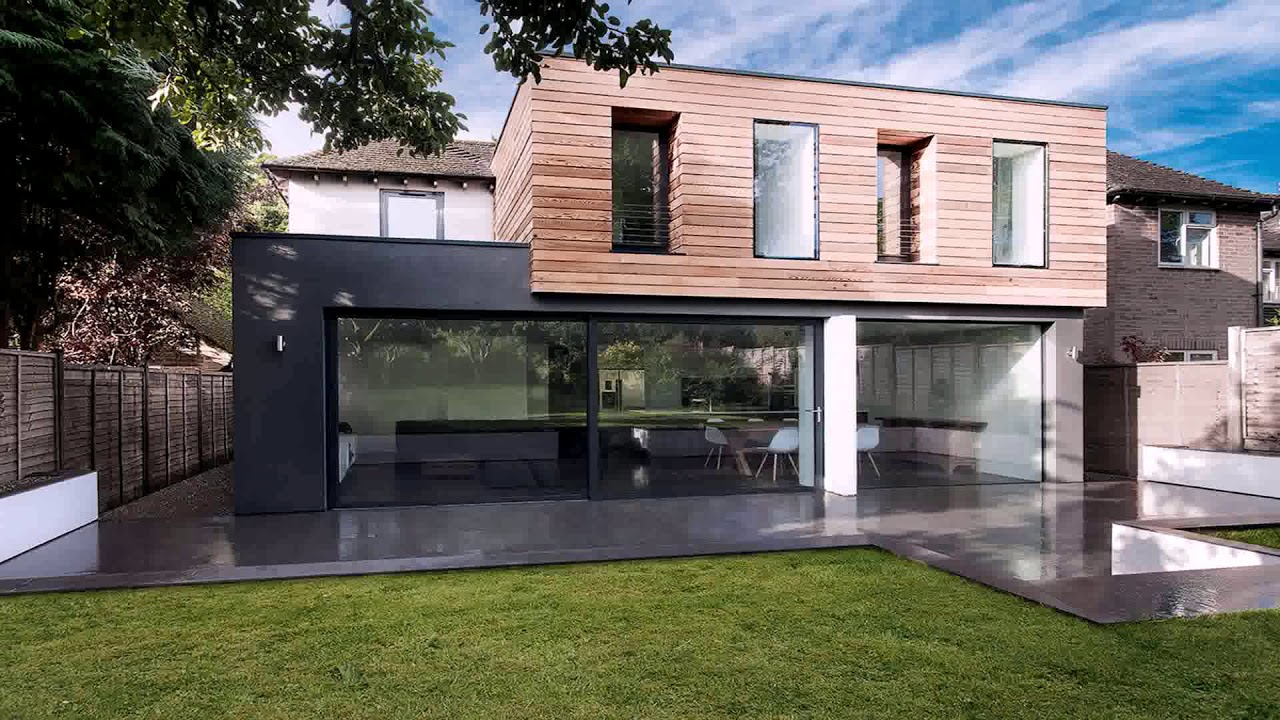 House Extension Design Ideas Uk - YouTube