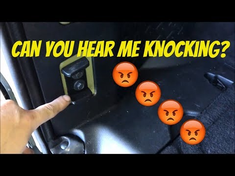 How to fix the banging noise coming from  your Jeep Wrangler