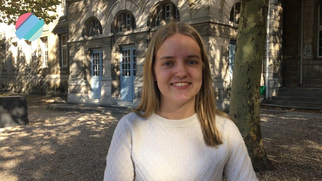 Ellinor Skartland: Videregående i Frankrike