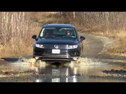 2017 Volkswagen Touareg Execline Test Drive