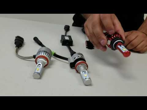 How to chose the right LED kit for you car